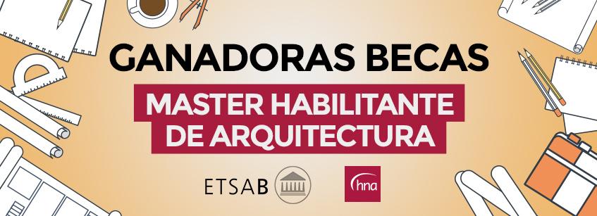 becas, ETSAB, Arquitectura, hna
