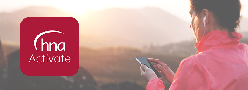 Actívate, app, movil, salud, hna
