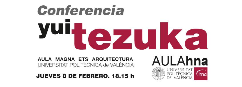UPV, Tezuka, conferencia, sorteo