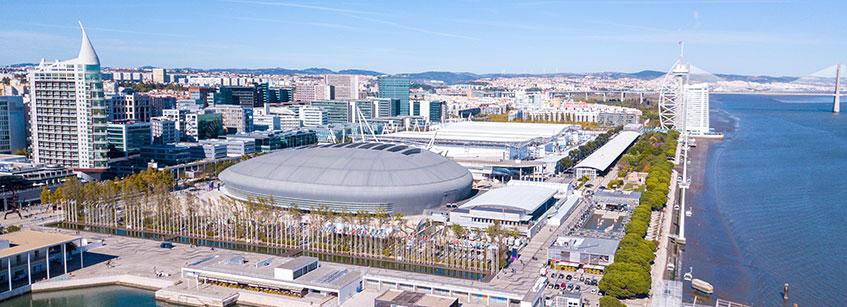 Altice Arena, Eurovision, Lisboa