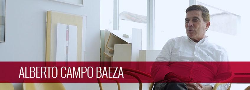 Arquitectura, Campo Baeza, entrevista, hna