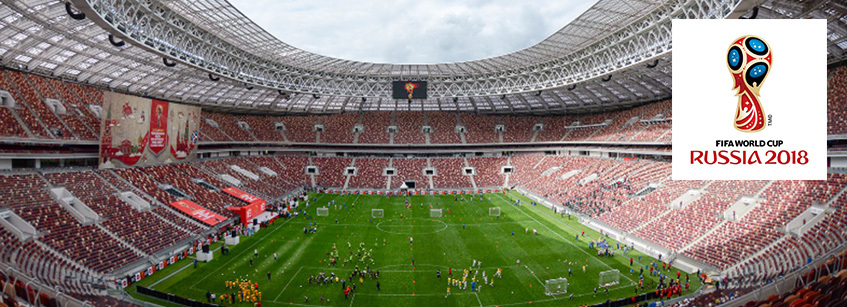 Arquitectura, Mundial, Fútbol, Rusia