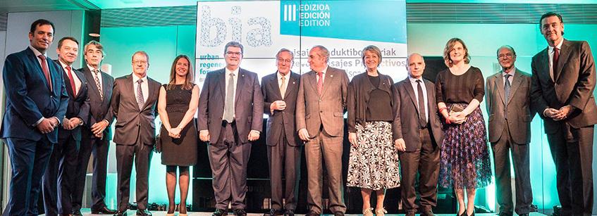 BIA, Bilbao, Congreso, Arquitectura