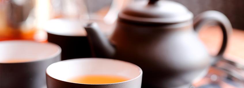 alimentación, té, infusiones