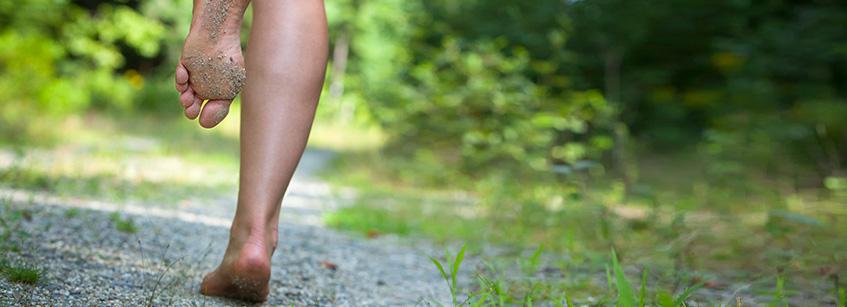 Barefoot running, deporte, correr descalzo