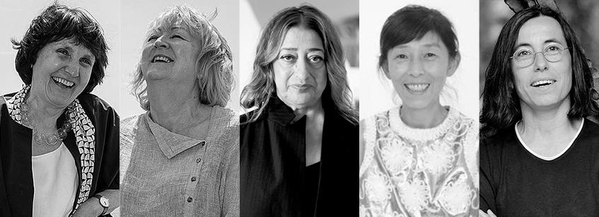 mujeres, Pritzker, Arquitectura, arquitectas