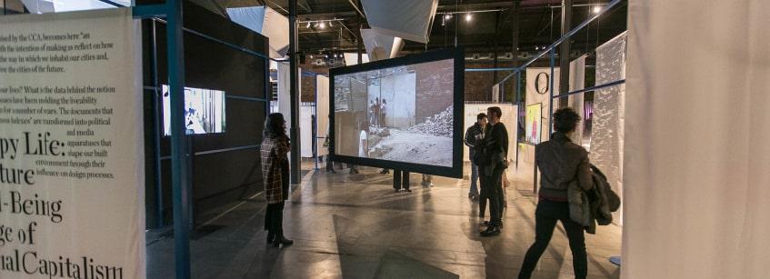 Arquitectura, exposición, Madrid, Matadero, hna