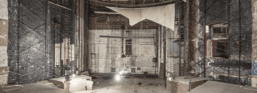 Ancien Theatre des Varietes, Flores Prats, Ouest Architecture, Arquitectura