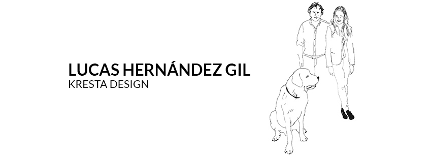 Kresta Design, Lucas Hernandez Gil, Arquitectura, entrevista hna,