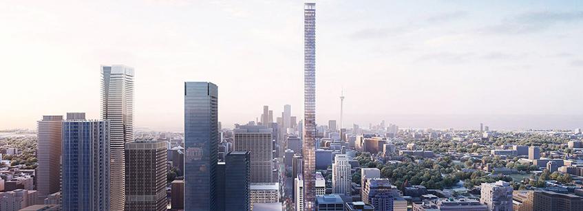 Herzog Meuron, Toronto, Arquitectura, hna, Bay Street