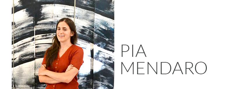 Pía Mendaro, Arquitectura, entrevista, ETSAM