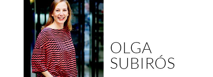 Olga Subiros, Arquitectura, Barcelona, Biennale