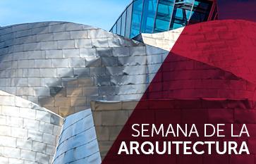 Semana Arquitectura, promoción, celebración