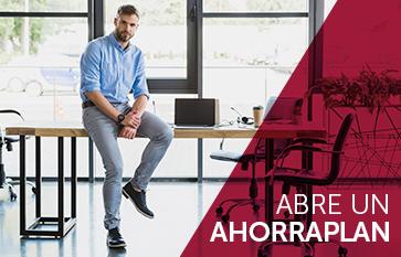 AhorraPlan, promoción hna, ahorro, Mutualidad de los Arquitectos