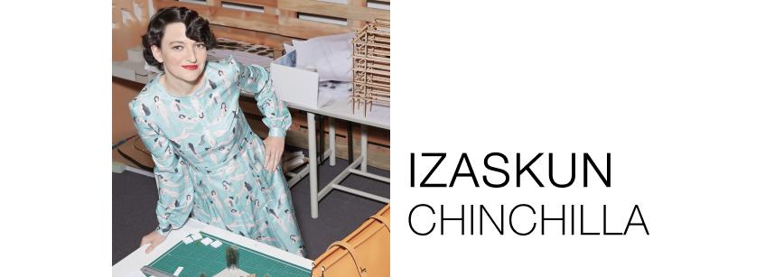 Izaskun Chinchilla, Arquitectura, entrevista, hna