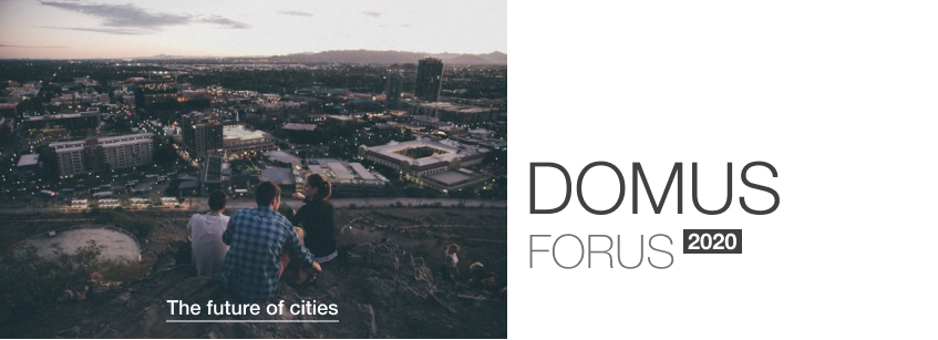 DomusForum2020, Arquitectura, conferencia, online