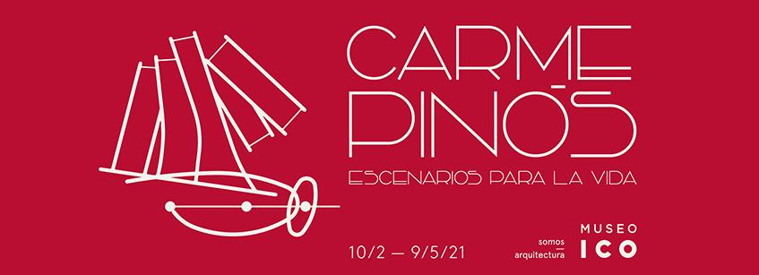 carme pinós, exposición, CONECTA by hna, Arquitectura