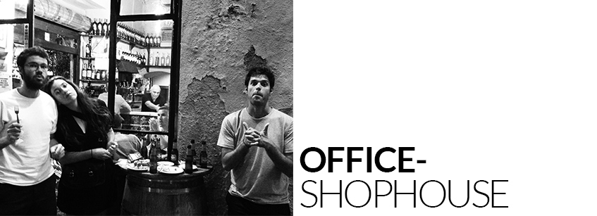 Office-Shophouse, entrevista, Arquitectura