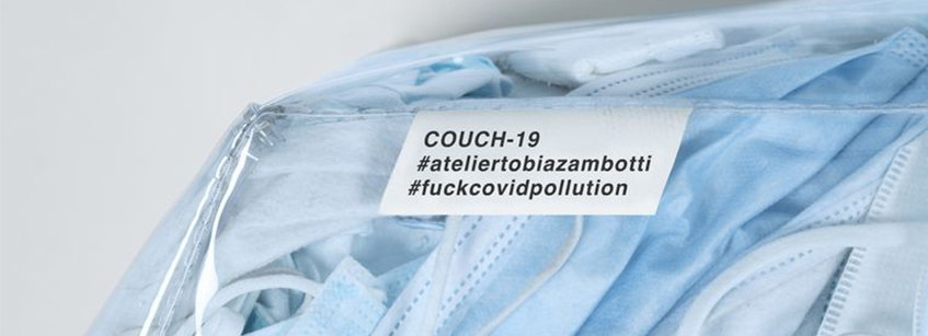Tobia Zambotti, Couch-19, medioambiente, coronavirus, arquitectua