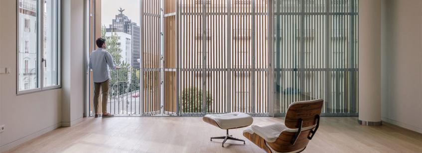 Arquitectura, Claudio Coello 121, Madrid, edificio