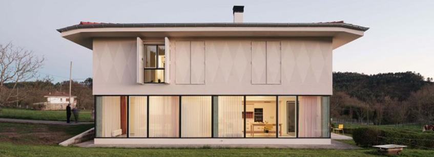 arquitectura, vizcaya, lujua, rehabilitación