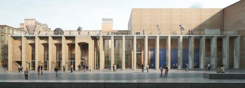 Arquitectura, MACBA, Barcelona, concurso
