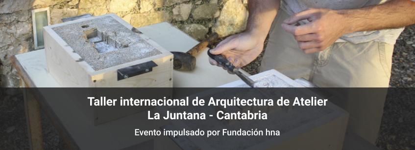 Atelier La Juntana, sorteo, Fundación hna
