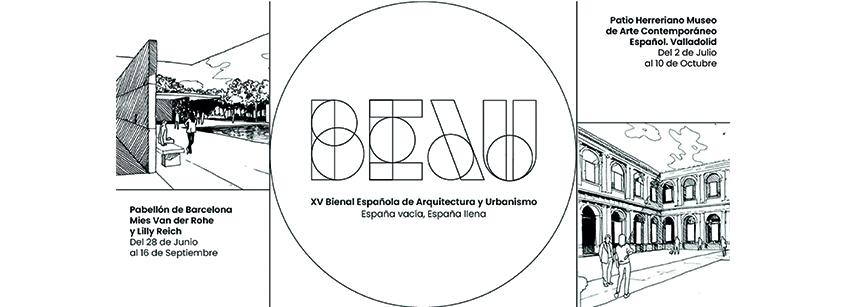 BEAU, Barcelona, Bienal Española de Arquitectura y Urbanismo, Arquitectura