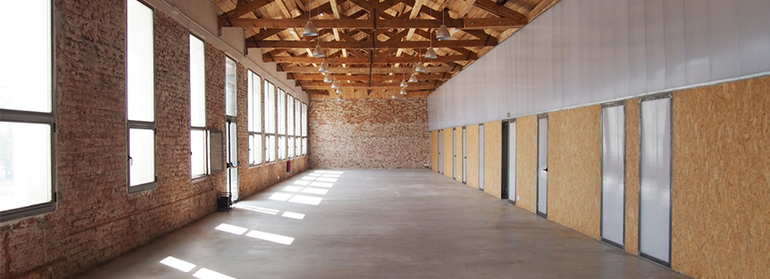 Centro de Recepción de Visitantes Covarrubias