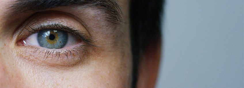 Los ojos y el ordenador
