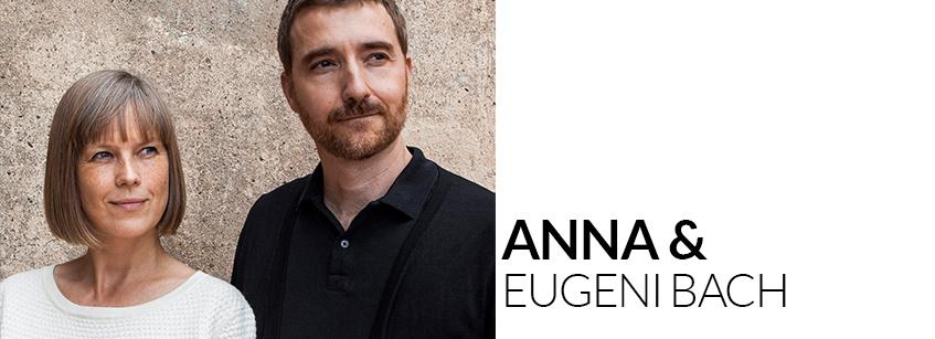 entrevista, Eugeni Bach, Anna Bach, Arquitectos, Arquitectura